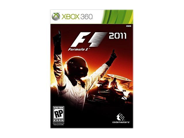 F1 2011 Xbox 360 Game