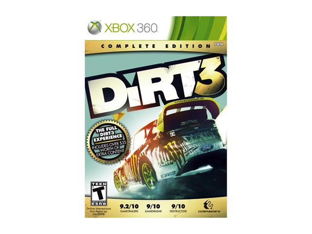 Dirt 3 Complete Edition Xbox 360 Game