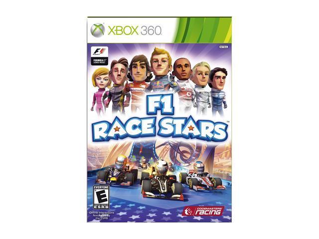 F1 Race Stars Xbox 360 Game