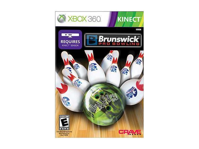Brunswick Pro Bowling Xbox 360 Game