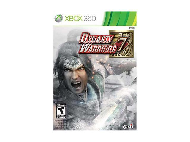 Dynasty Warriors 7 Xbox 360 Game