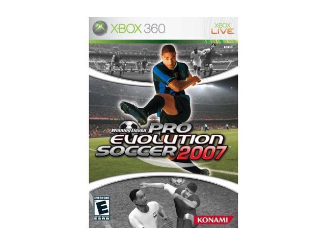 Winning Eleven Pro Evolution Soccer 2007 Xbox 360 Game KONAMI