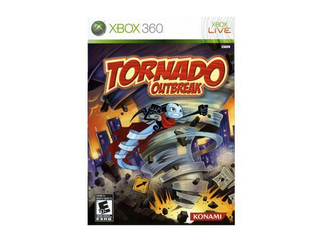 Tornado Outbreak Xbox 360 Game