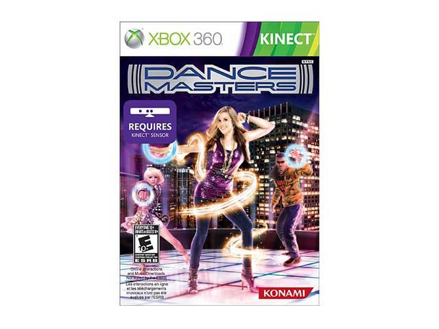 DanceMasters Xbox 360 Game