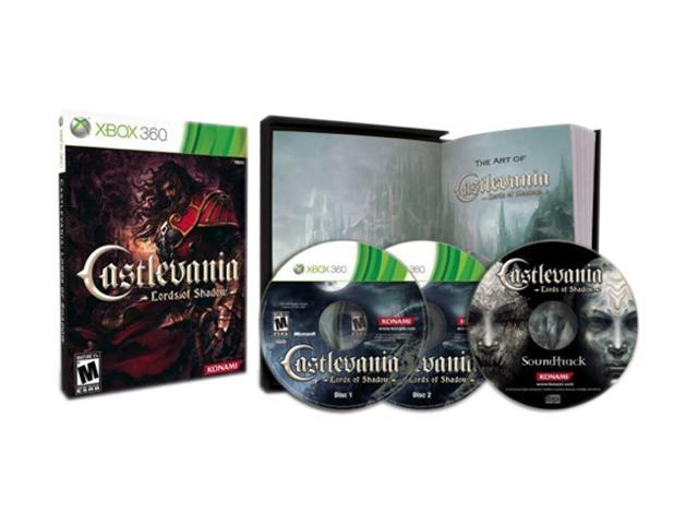 Castlevania: Lords of Shadow Limited Edition Xbox 360 Game