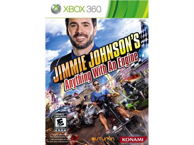 Jimmie Johnson's Anything with an Engine Xbox 360 Game