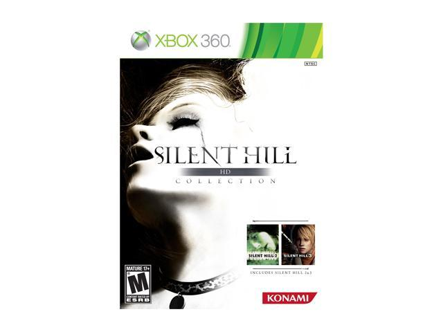 Silent Hill HD Collection Xbox 360 Game
