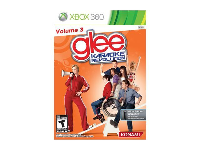 Karaoke Revolution: Glee Volume 3 (Game Only) Xbox 360 Game