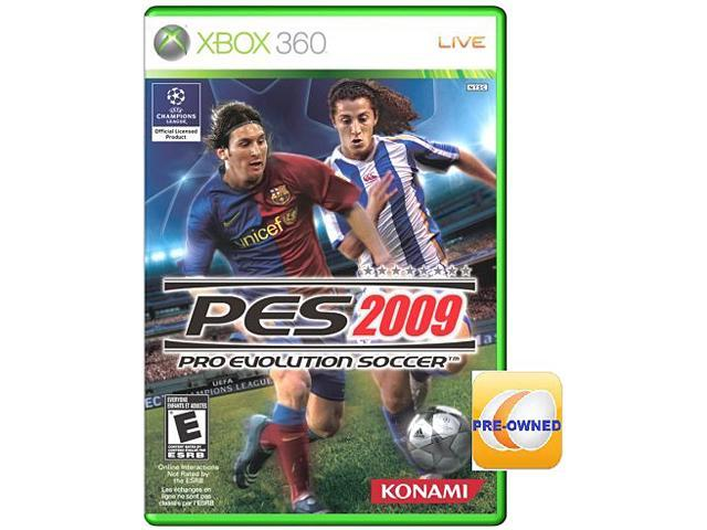 Pre-owned Pro Evolution Soccer 2009  Xbox 360