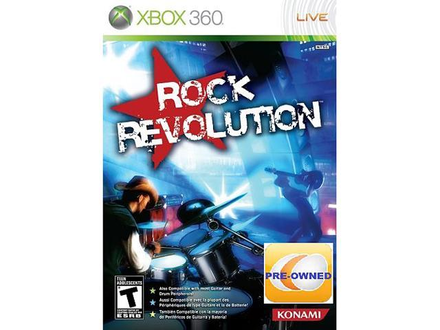 Pre-owned Rock Revolution  Xbox 360