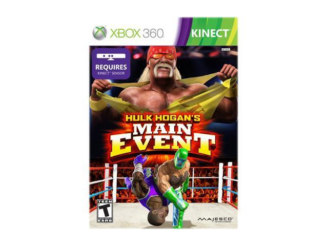 Hulk Hogan's Main Event Xbox 360 Game
