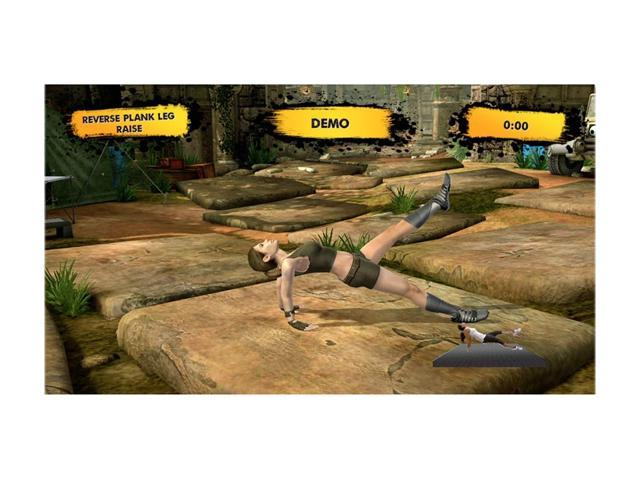 Jillian Michaels Fitness Adventure Xbox 360 Game MAJESCO
