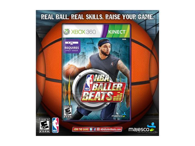 NBA Baller Beats Xbox 360 Game