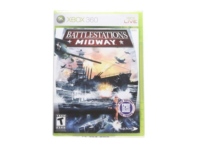 Battlestations: Midway Xbox 360 Game Eidos
