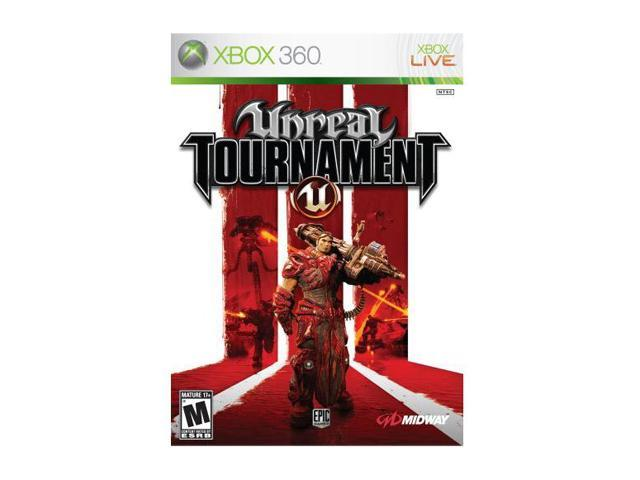 Unreal Tournament 3 Xbox 360 Game