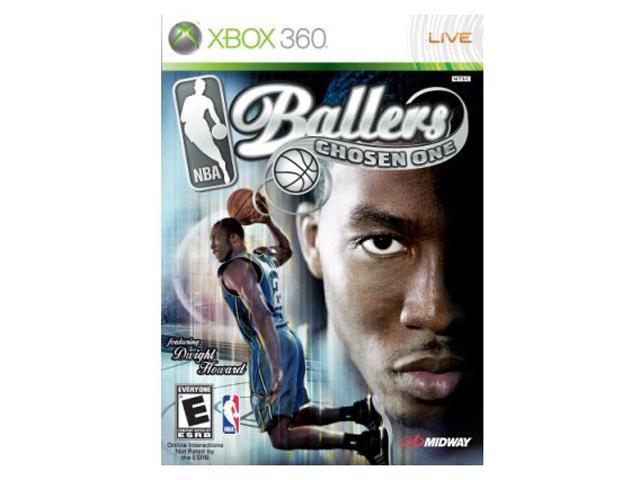 NBA Ballers: Chosen One Xbox 360 Game MIDWAY