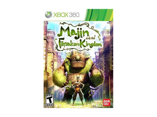 Majin & the Forsaken Kingdom Xbox 360 Game