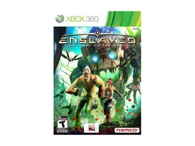 Enslaved: Odyssey to the West Xbox 360 Game