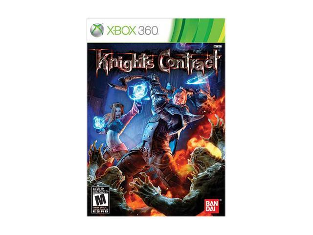 Knights Contract Xbox 360 Game