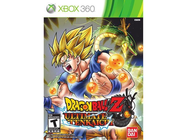 Dragon Ball Z Ultimate Tenkaichi Xbox 360 Game
