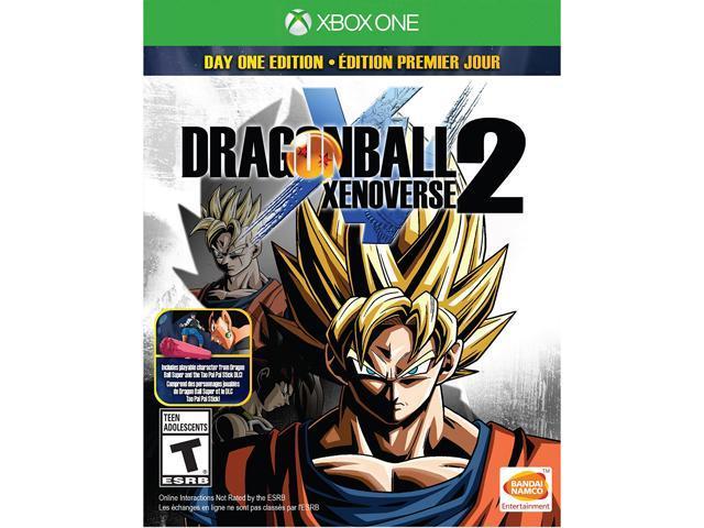 Dragon Ball Xenoverse 2 (Day 1 Edition) - Xbox One