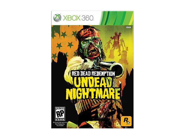 Red Dead Redemption: Undead Nightmare Collection Xbox 360 Game