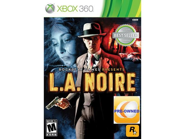 Pre-owned L.A. Noire  Xbox 360