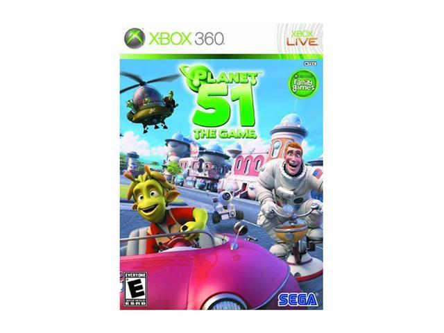 Planet 51 Xbox 360 Game