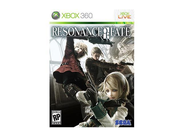 Resonance of Fate Xbox 360 Game