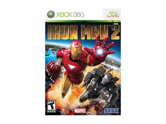 Iron Man 2 Xbox 360 Game
