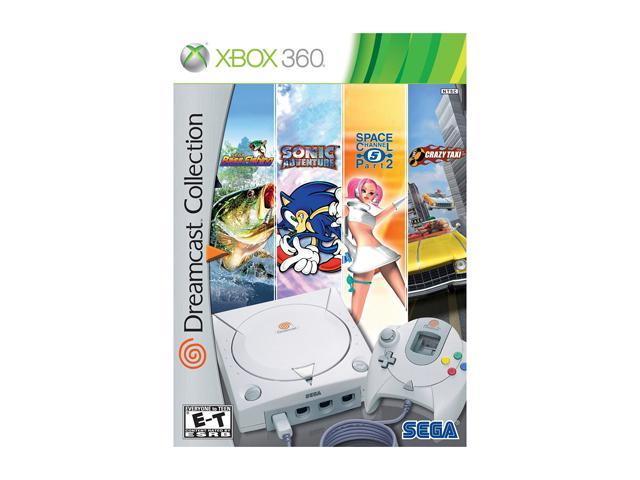 Dreamcast Collection Xbox 360 Game
