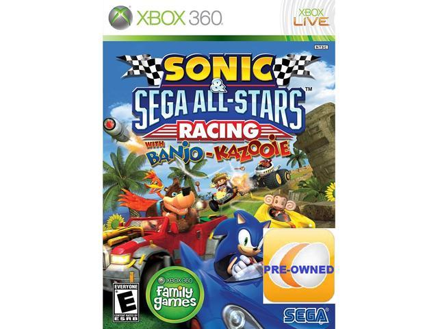 Pre-owned Sonic & Sega All-Stars Racing Xbox 360