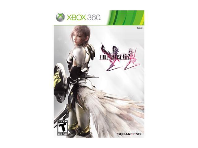 Final Fantasy XIII-2 Xbox 360 Game