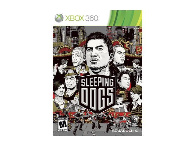 Sleeping Dogs Xbox 360 Game