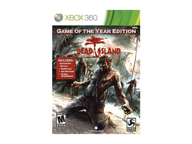 Dead Island Game of the Year Edition Xbox 360 Game