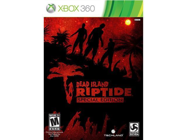 Dead Island: Riptide Xbox 360 Game