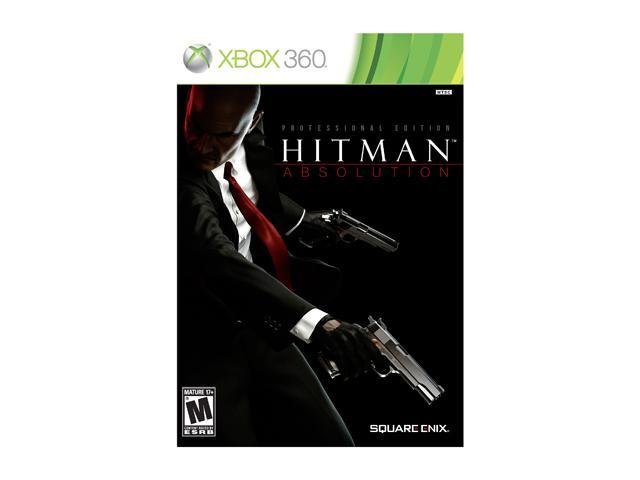 Hitman: Absolution - Professional Edition Xbox 360 Game