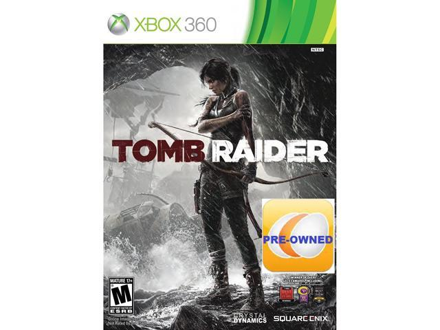 Pre-owned Tomb Raider Xbox 360