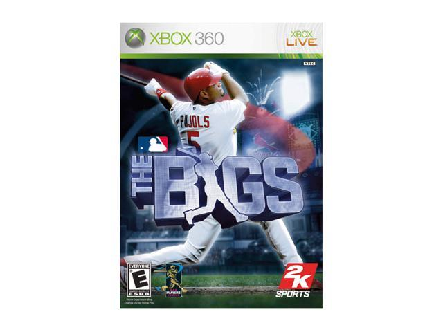 The Bigs Xbox 360 Game 2K SPORTS