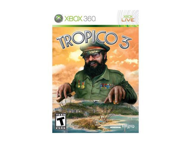 Tropico 3 Xbox 360 Game
