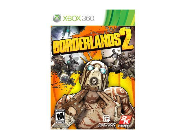 Borderlands 2 Xbox 360 Game