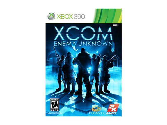 XCOM Enemy Unknown Xbox 360 Game