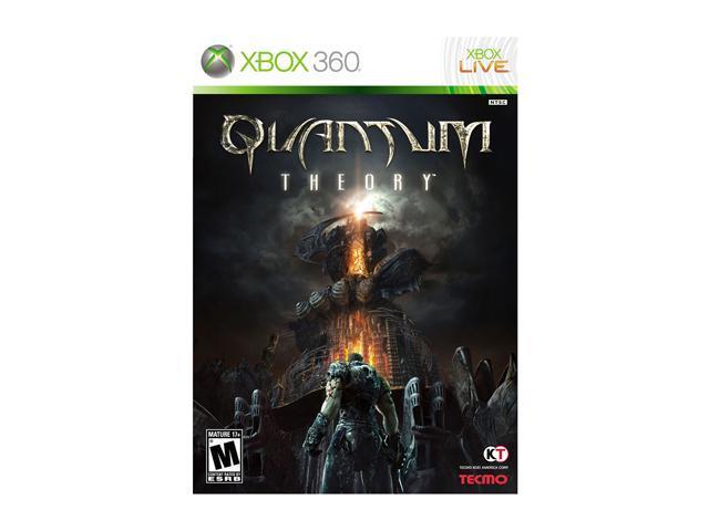 Quantum theory Xbox 360 Game
