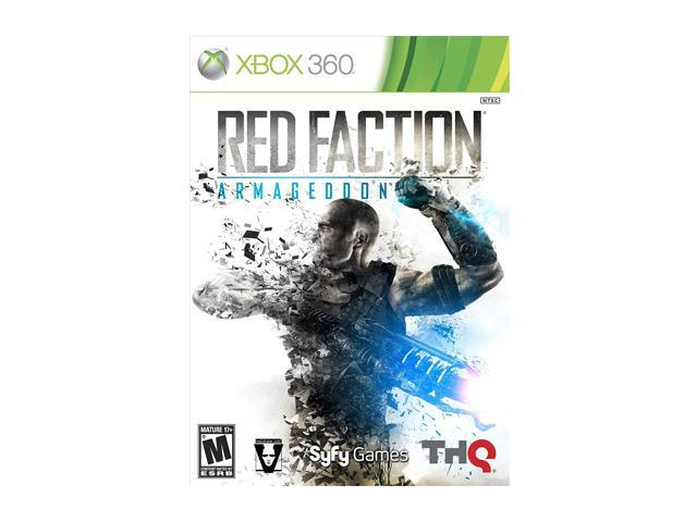 Red Faction: Armageddon Xbox 360 Game