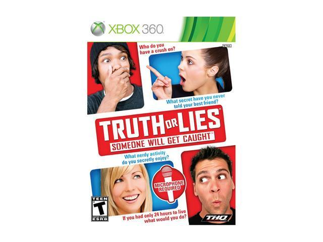 Truth or Lies Xbox 360 Game