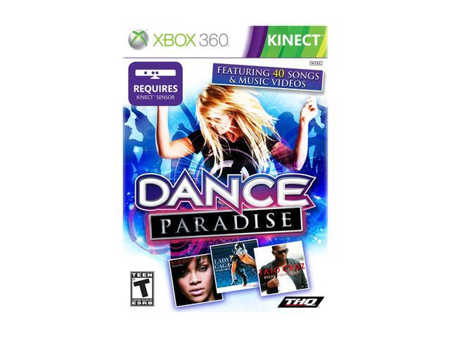 Dance Paradise Xbox 360 Game