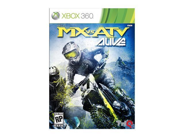 MX vs ATV Alive Xbox 360 Game