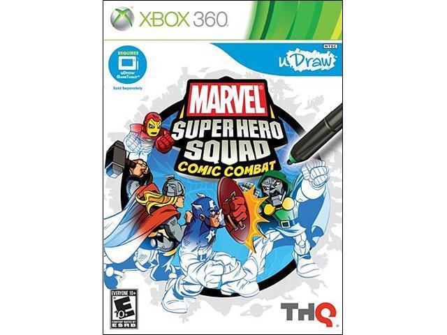 Marvel Super Hero Squad: Comic Combat (uDraw) Xbox 360 Game