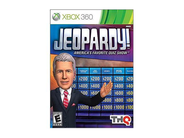 Jeopardy Xbox 360 Game
