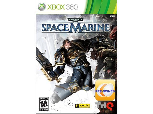 Pre-owned Warhammer 40000: Space Marine Xbox 360
